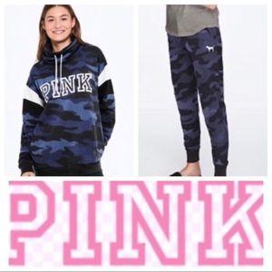 NWT pink hoodie and pants